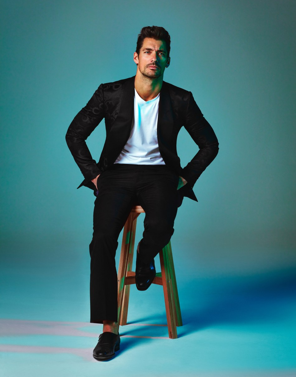 Prestige Hong Kong presents David Gandy Model on a Mission ...