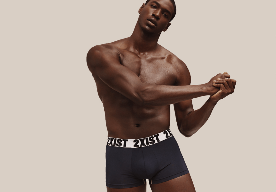 Ronald Epps for 2XIST AW17 Campaign2