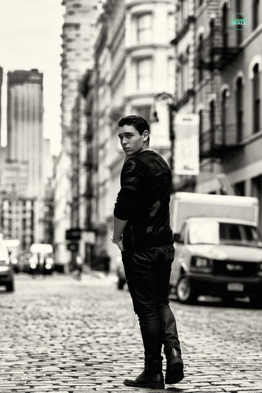 Ryan Kolton by Armando Adajar Fashionably Male14
