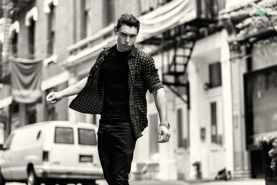 Ryan Kolton by Armando Adajar Fashionably Male9