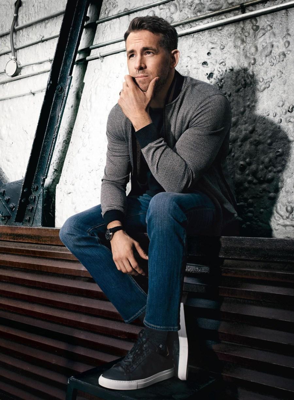 Ryan Reynolds for Men's Health UK September 2017 Issue9