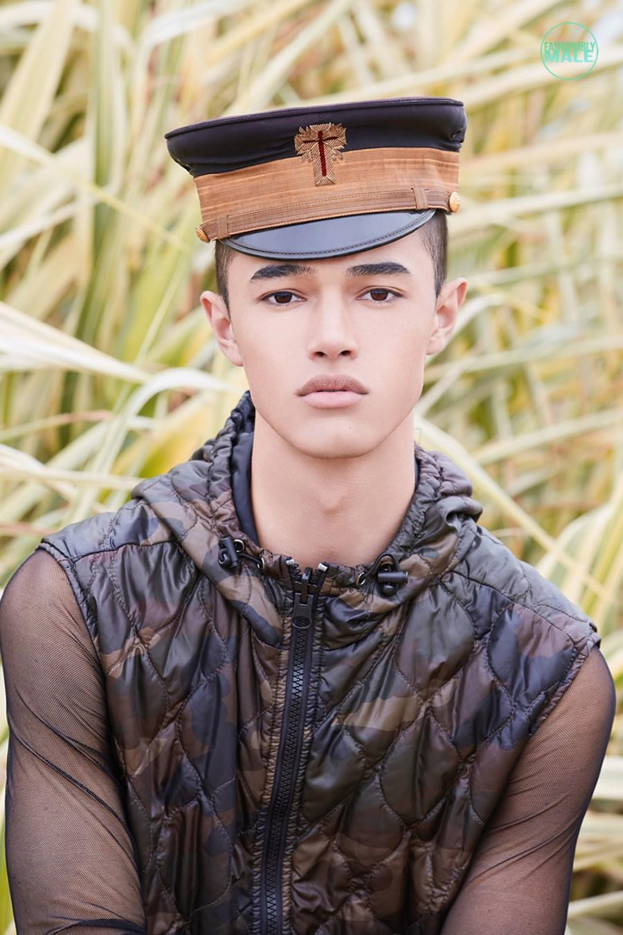 Seth McBride by Donato Di Natale for Fashionably Male10