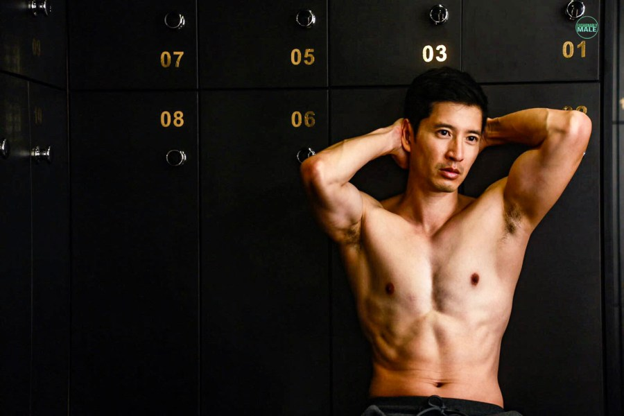 The Night Watchman Richie Kul by Wendy Loke for Fashionably Male15