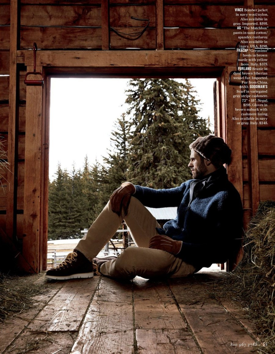 Chad White for Bergdorf Goodman Fall Collection 201711