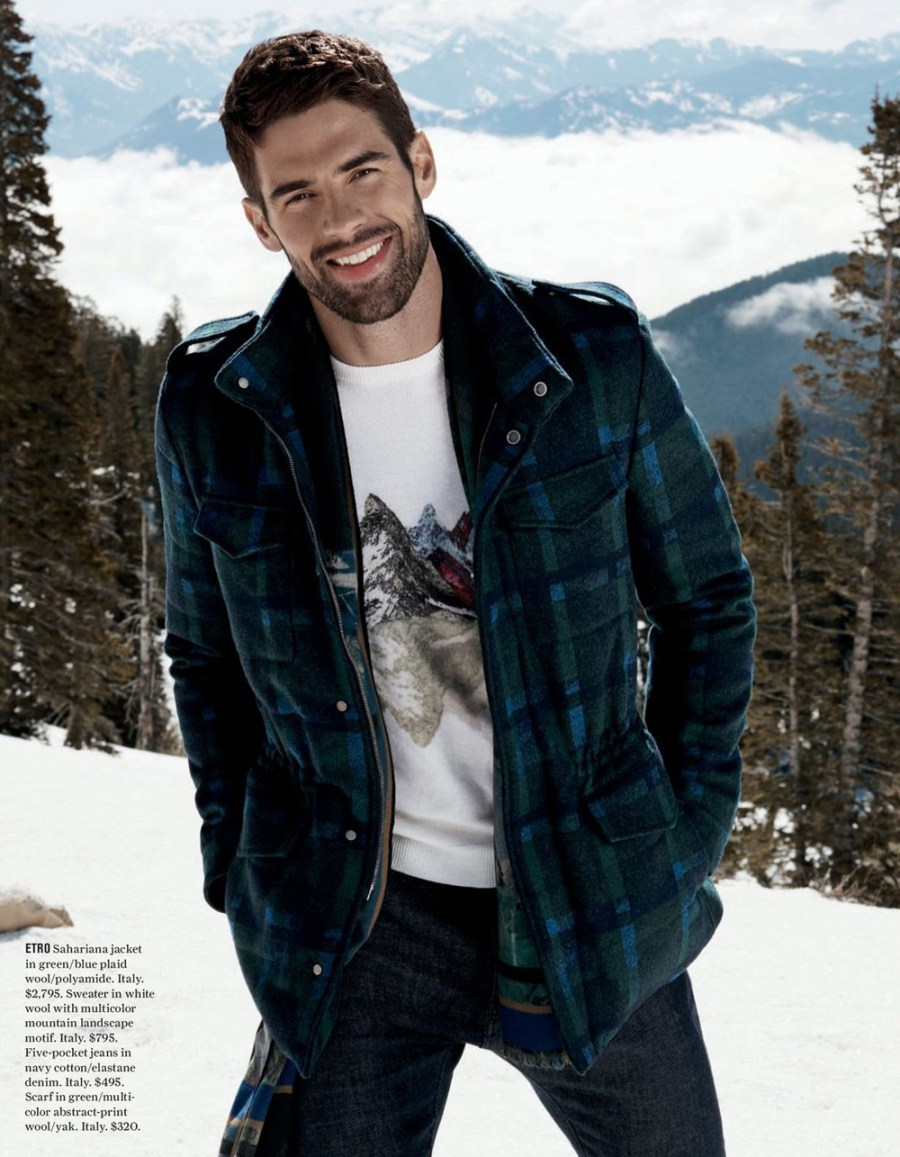 Chad White for Bergdorf Goodman Fall Collection 20177