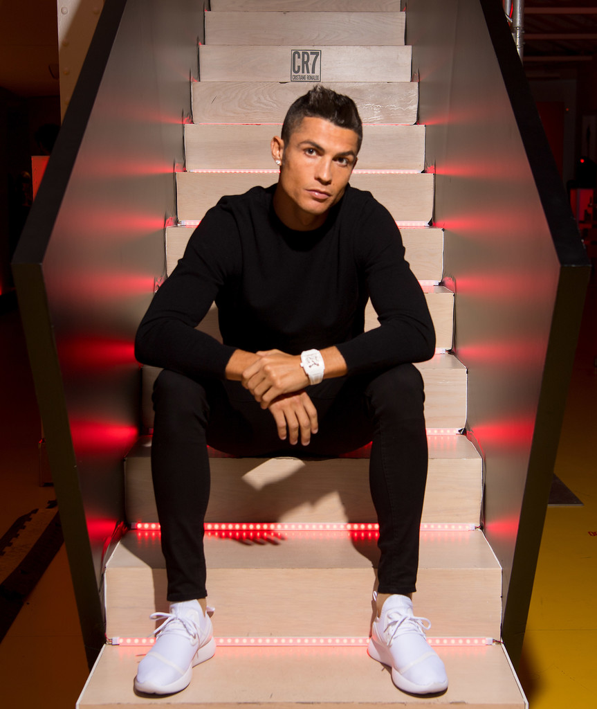 CR7 Cristiano Ronaldo Fragance Launch1