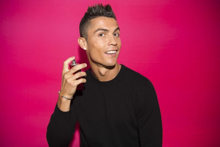 CR7 Cristiano Ronaldo Fragance Launch4