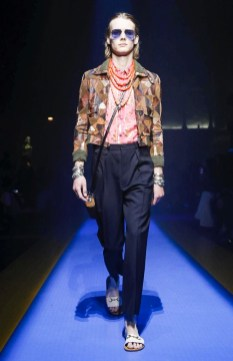 GUCCI READY TO WEAR SPRING SUMMER 2018 MILAN11