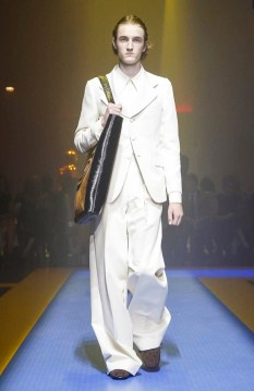 GUCCI READY TO WEAR SPRING SUMMER 2018 MILAN2