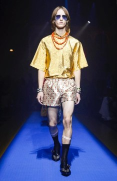 GUCCI READY TO WEAR SPRING SUMMER 2018 MILAN28
