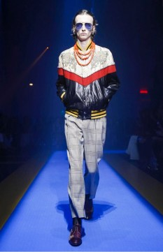 GUCCI READY TO WEAR SPRING SUMMER 2018 MILAN29