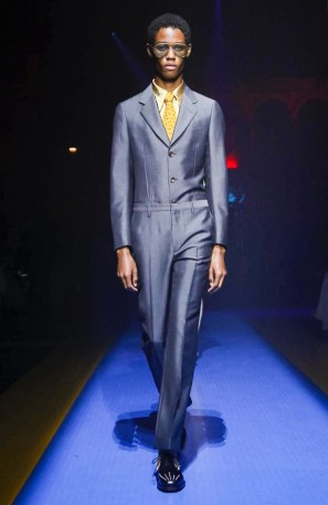 GUCCI READY TO WEAR SPRING SUMMER 2018 MILAN32