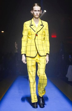 GUCCI READY TO WEAR SPRING SUMMER 2018 MILAN37