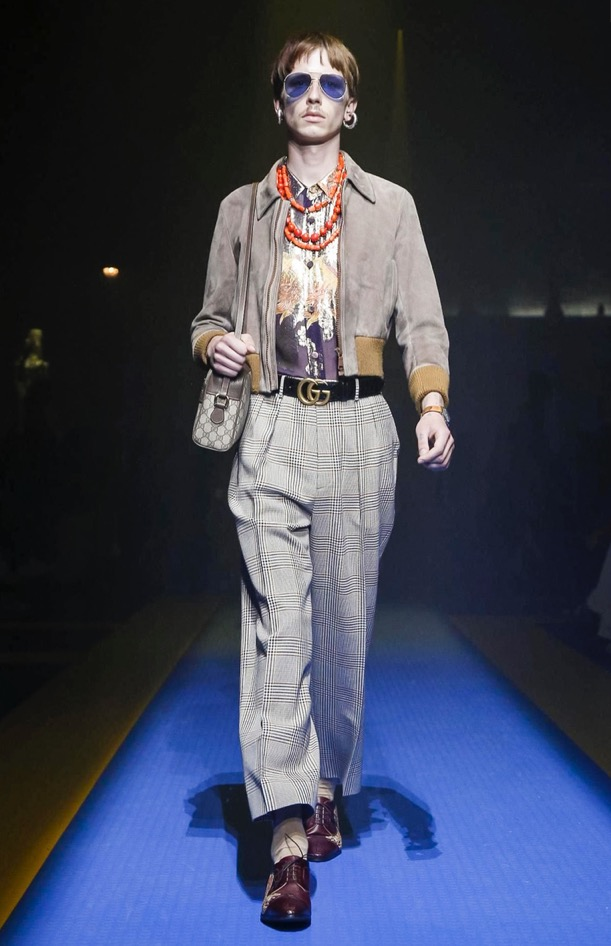 GUCCI READY TO WEAR SPRING SUMMER 2018 MILAN42