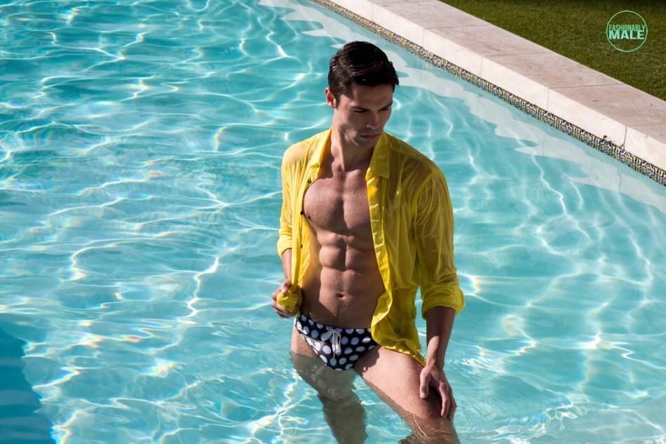 Justin Hughes by Matthew Mitchell Fashionably Male11