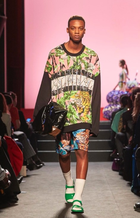 KENZO LA COLLECTION MEMENTO N°2 PARIS FASHION SHOW 201815