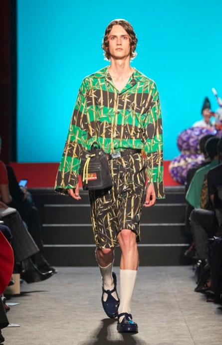 KENZO LA COLLECTION MEMENTO N°2 PARIS FASHION SHOW 201816