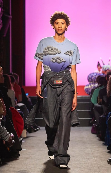 KENZO LA COLLECTION MEMENTO N°2 PARIS FASHION SHOW 20182