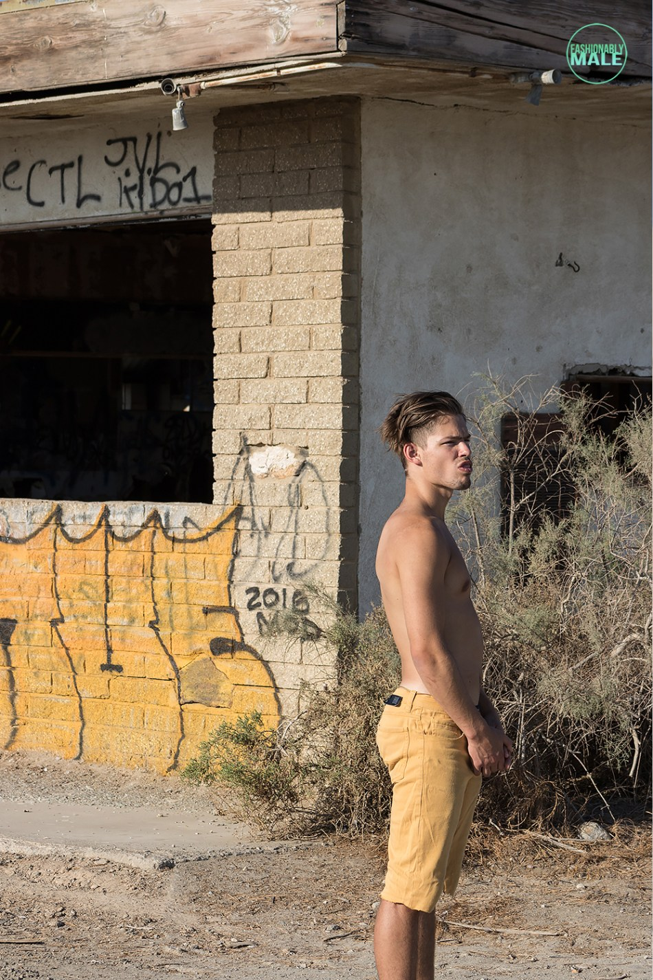 Matt Dealy by Benjamin Veronis for Fashionably Male8