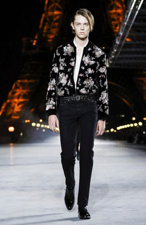 SAINT LAURENT READY TO WEAR SPRING SUMMER 2018 PARIS8
