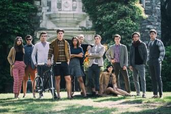 The Ivy Leaguers - Man of Metropolis25