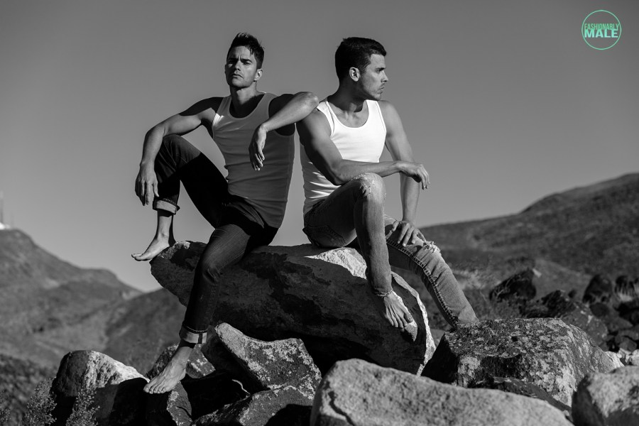 Augusto and Louis by Ivan Avila for Fashionably Male14