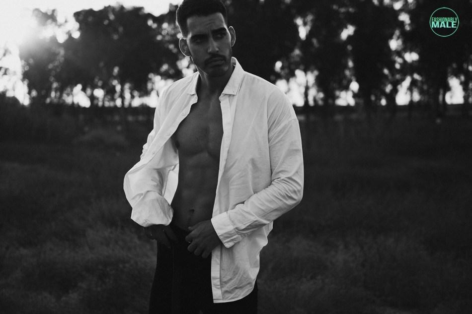 Chen Jerbi by Eran Levi for Fashionably Male5