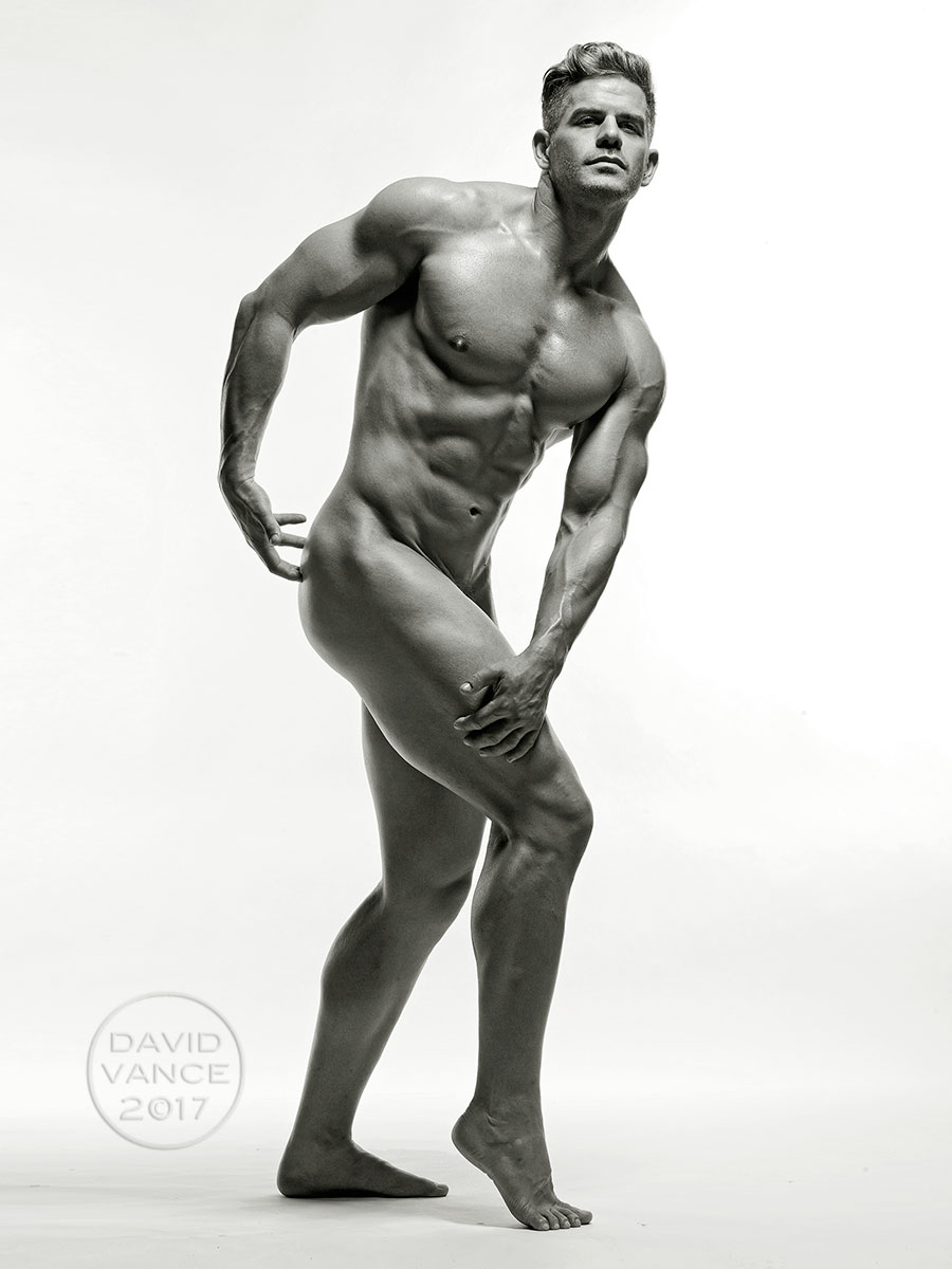 Eric Turner by David Vance6bw