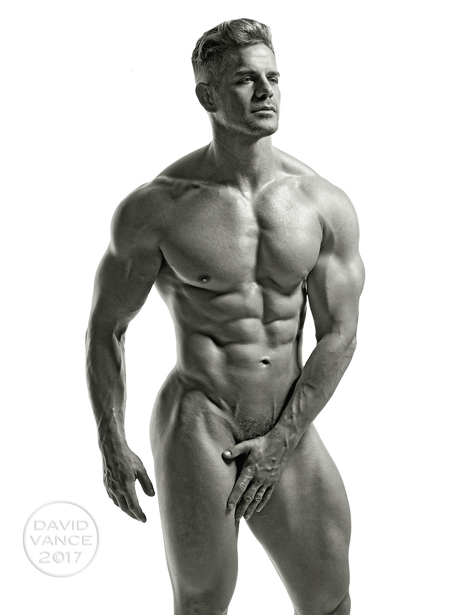 Eric Turner by David Vance7bw