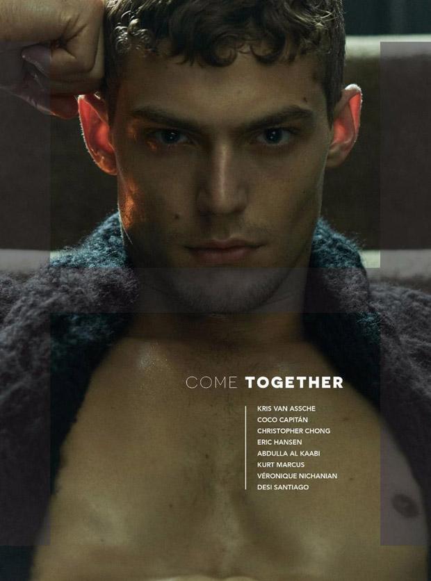 Jacob Hankin in H Magazine | FW174