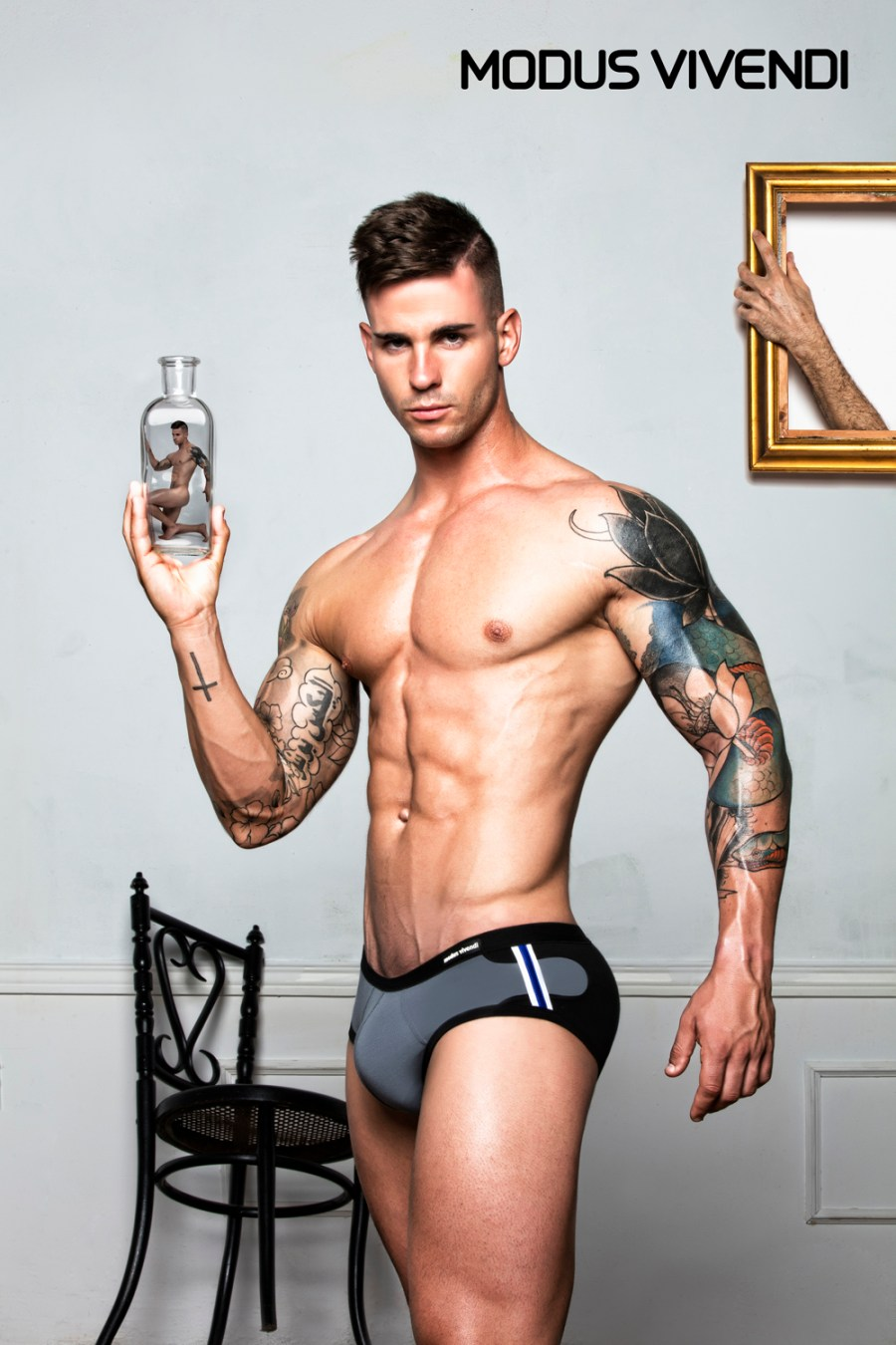 Modus Vivendi Launches the Dali Line from the Fall Winter Collection 20185