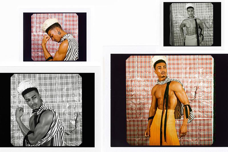 Onnys Aho by Baldovino Barani for FACTORY Fanzine12