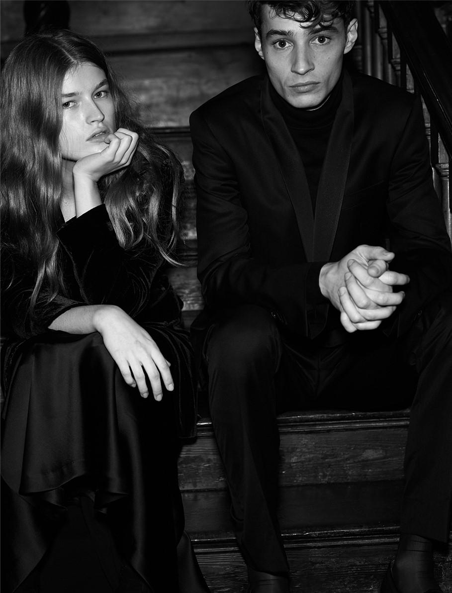 Adrien Sahores for Massimo Dutti November 2017 4