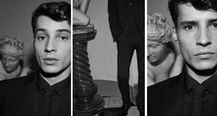 Adrien Sahores for Massimo Dutti November 2017 7