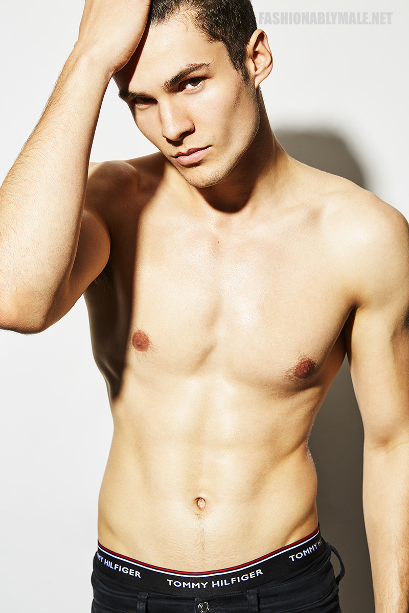 Jake Marin by Trent Pace for Fashionably Male14