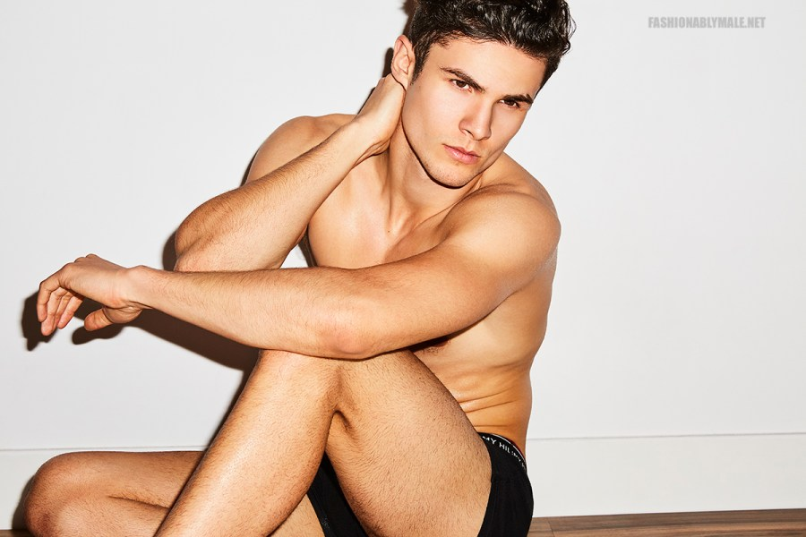 Jake Marin by Trent Pace for Fashionably Male7