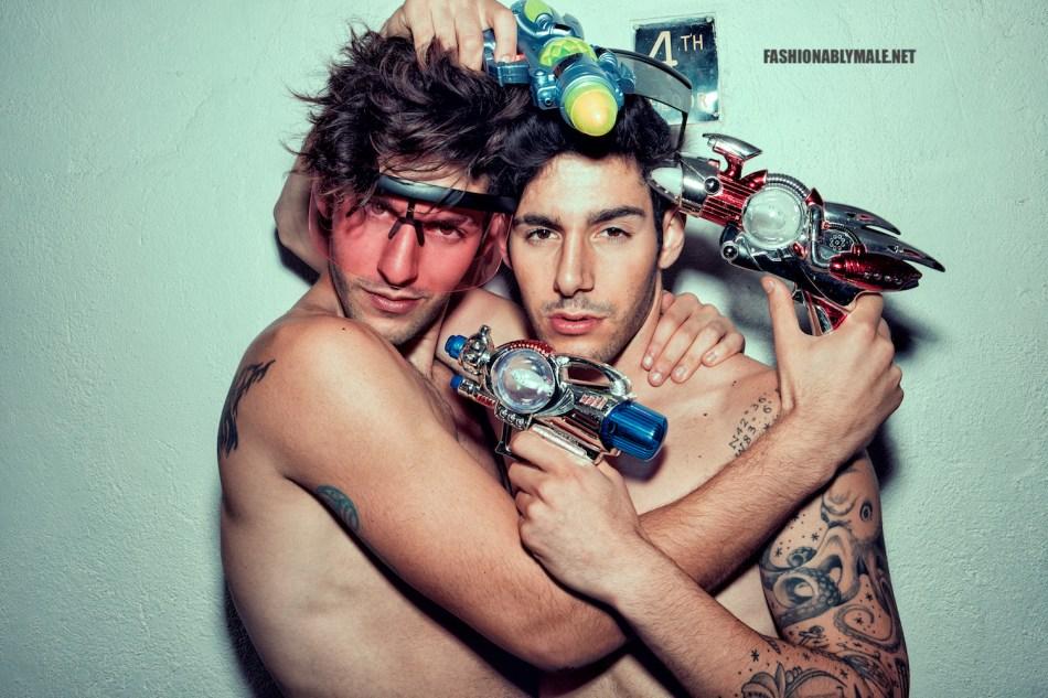 Zakar Twins by Lagaret5