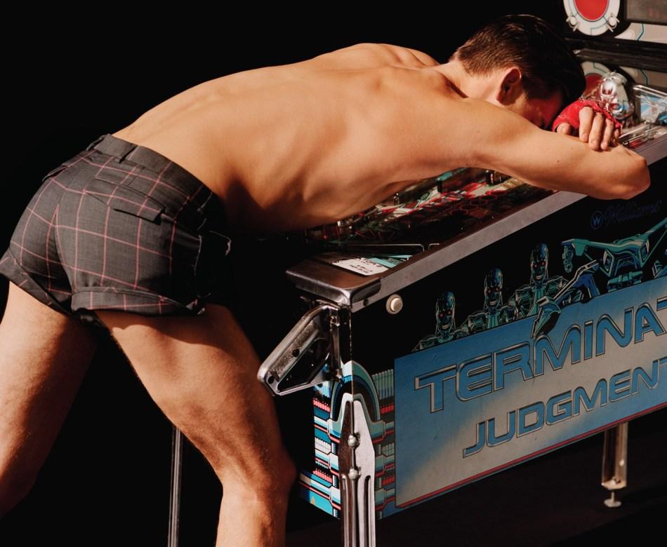 Alasdair McLellan for Arena Homme AW17 Editorial2