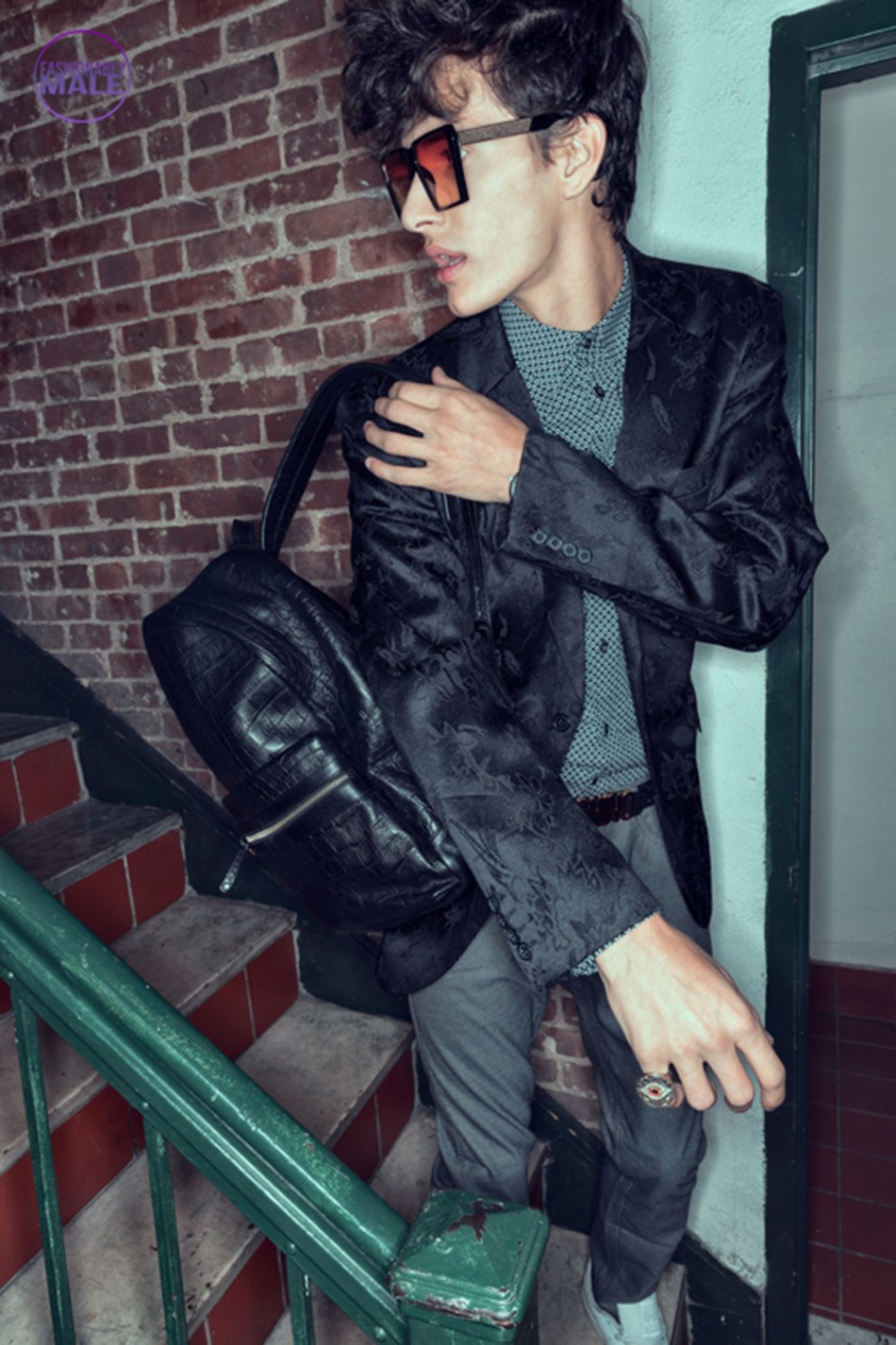 Mateo Birkner by Lagaret for Fashionably Male2