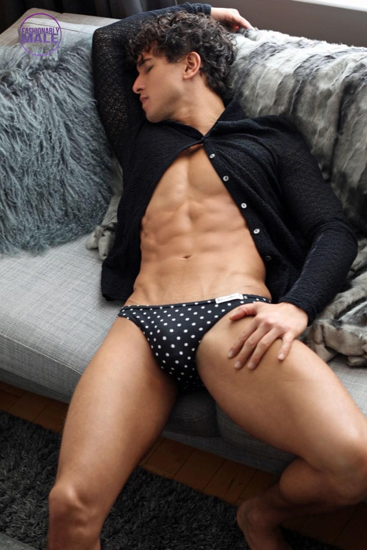 Niko Wirachman by Thomas Synnamon for Fashionably Male8