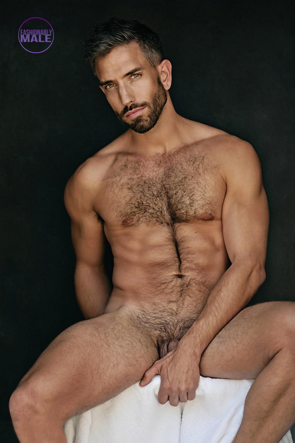 Stephane Marti by Shotsbygun for Fashionably Male9