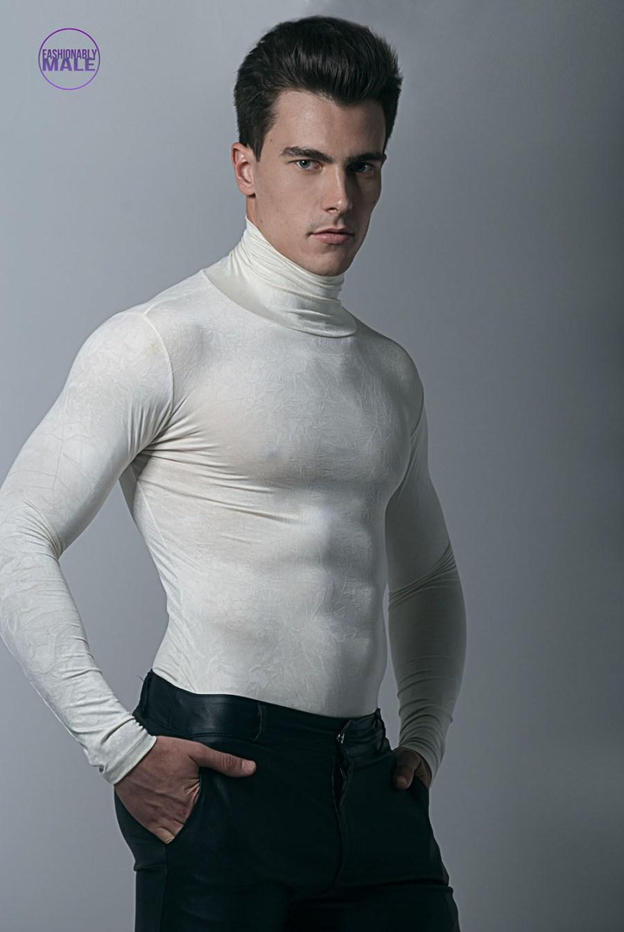 Tomas by Jo Herrera for Fashionably Male4