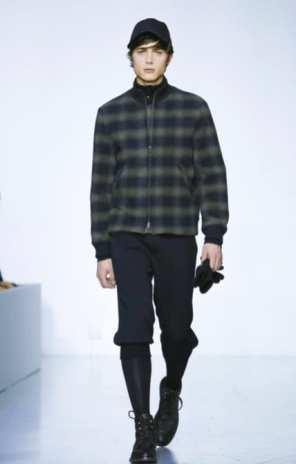 AGNÉS B MENSWEAR FALL WINTER 2018 PARIS20