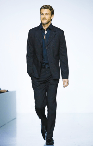 AGNÉS B MENSWEAR FALL WINTER 2018 PARIS7