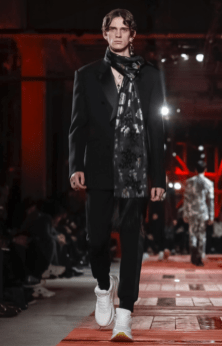 ALEXANDER MCQUEEN MENSWEAR FALL WINTER 2018 PARIS19