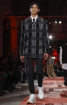 ALEXANDER MCQUEEN MENSWEAR FALL WINTER 2018 PARIS36