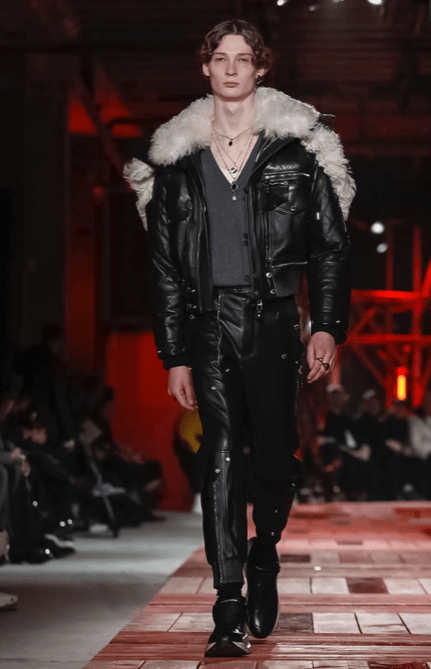 ALEXANDER MCQUEEN MENSWEAR FALL WINTER 2018 PARIS38