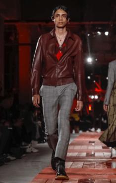 ALEXANDER MCQUEEN MENSWEAR FALL WINTER 2018 PARIS6