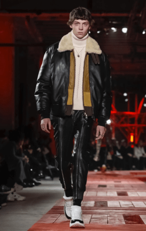 ALEXANDER MCQUEEN MENSWEAR FALL WINTER 2018 PARIS7