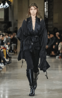 ANN DEMEULEMEESTER MENSWEAR FALL WINTER 2018 PARIS1